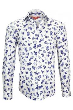 Chemise Andrew Mc Allister chemise imprimee fleetwood parme(101588994)