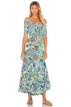 Макси платье soledad - Poupette St Barth(118965352)