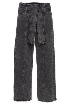 Hayden Jean An Jeans Mit Weitem Bein Loose Fit Schwarz IBEN(116950867)