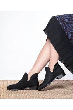 Shoes Time Siyah Kadın Bot(116815671)