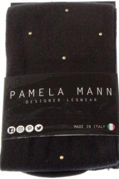 Collants Pamela Mann Jambière courte - Cocooning - Gold stud - Coton(101736535)
