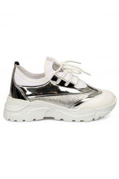 Vicco 968.f20y.408 Filet Beyaz Çocuk Spor Ayakkabı(110933680)