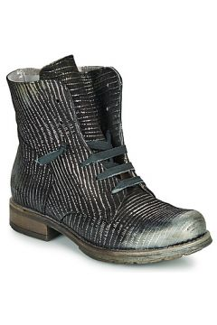Boots Papucei MAURA BLACK SILVER(127853703)