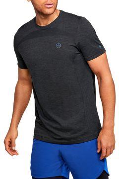 Under Armour 1351448-001 Rush Hg Seamless Fitted Ss-Blk Erkek T-Shirt(124551025)