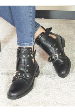 Black - Boot - Boots - Marjin(110338548)