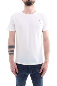 T-shirt Officina 36 CUMH266-LATTE(98449963)