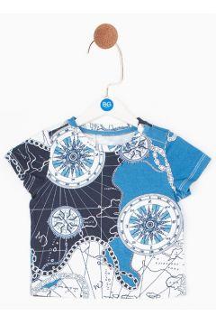 BG Baby Çok Renkli Erkek Bebek T-Shirt(114005773)