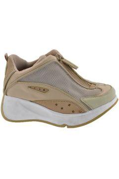 Chaussures enfant Fornarina New Zip Talon compensé(127857035)