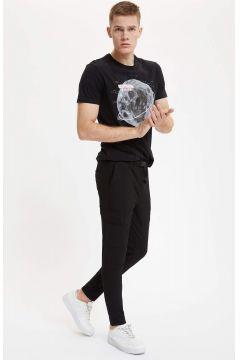 DeFacto Erkek Kemeli Slim Fit Spor Pantolon(119064826)