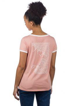 O\'Neill Brooklyn Banks T-Shirt past rose(112247394)