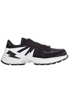 Men's shoes leather trainers sneakers tiger bolt(118298407)