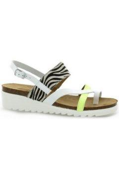 Sandales Reqin\'s Nu pieds cuir(127909699)