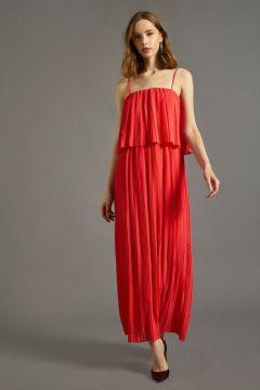 Koton Kadın Pilili Elbise(113430045)