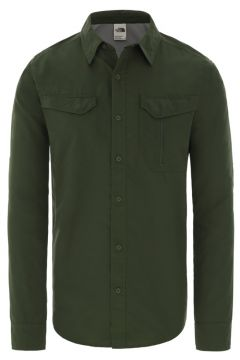 The North Face NF0A2XJW37X1 M L/S Sequoia Shirt Gömlek(114004759)