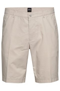 Slice-Short Shorts Chinos Shorts Creme BOSS(116269442)