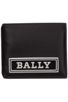 Men's genuine leather wallet credit card bifold bollen(118299598)
