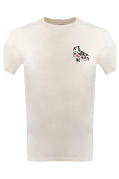 T-shirt Penn Rich Woolrich MOTORCYCLE TEE(115589970)