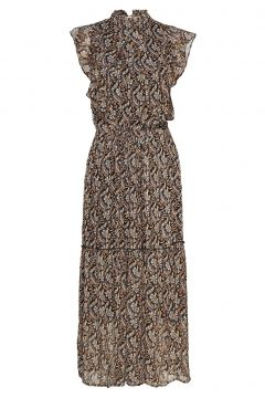 Dress Kleid Knielang Bunt/gemustert SOFIE SCHNOOR(114165472)