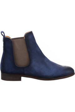 Boots Hdc Boots femme - - Bleu - 36(88604822)