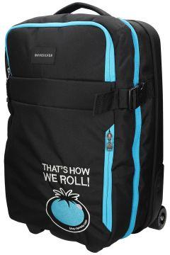 Blue Tomato X Quiksilver New Horizon 32L Travel Bag zwart(86495198)