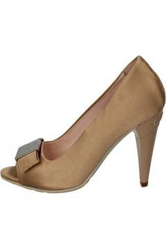 Chaussures escarpins Richmond escarpins beige satin or wh897(115443257)