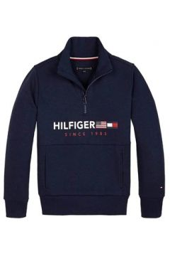 Sweat-shirt enfant Tommy Hilfiger Kids FLAGS INTERLOCK 1/2 ZIP(115665761)