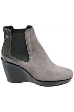 Bottines Hogan Boots Attractive Gris(88552711)