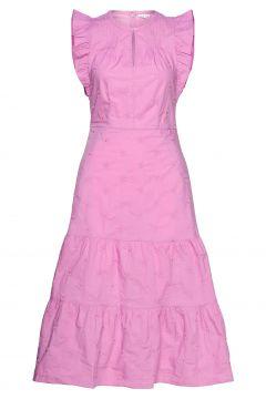 Flutter Midi Dress Kleid Knielang GAP(114164386)