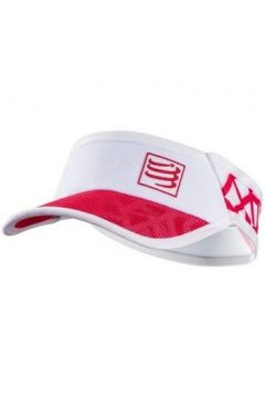 Casquette Compressport SPIDERWEB ULTRALIGHT VISOR rouge(101610920)