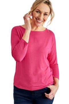 T-shirt Woolovers T-shirt encolure bateau Femme Jersey(115541299)