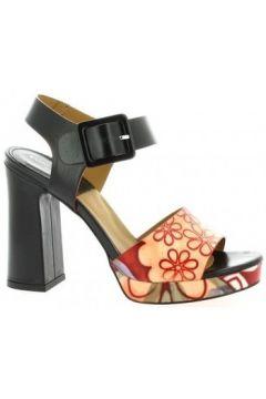 Sandales Nuova Riviera Nu pieds cuir(127909478)