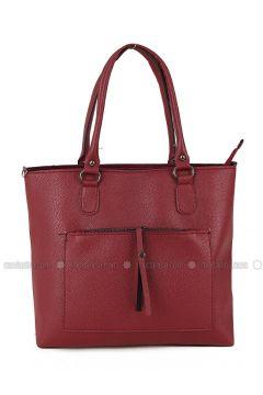 Maroon - Shoulder Bags - Polonation Yatch Club(110328075)