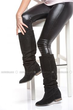 Black - Boot - Boots - Shoestime(110342629)