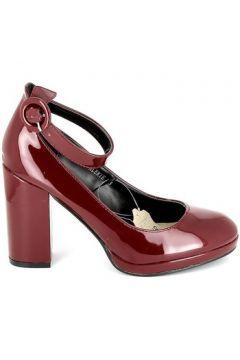Chaussures escarpins J j J J Escarpin Valerie Bordeaux(101543244)