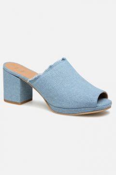 SALE -50 Shoe the bear - SALLY D - SALE Clogs & Pantoletten für Damen / blau(111575824)