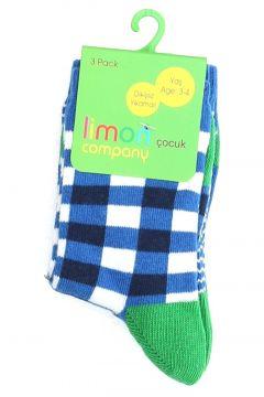 Limon Erkek Çocuk Soket Çorap(124606221)