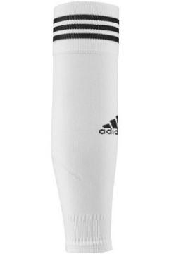 Chaussettes adidas Teamsleeve sanspied blc(127855869)
