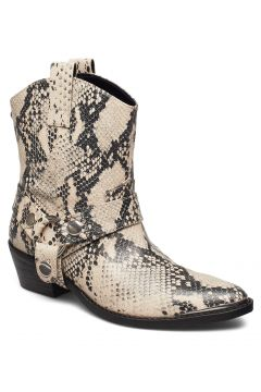 Gallow Bootie Shoes Boots Ankle Boots Ankle Boots With Heel Beige STEVE MADDEN(114161993)