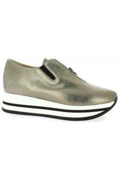 Chaussures Benoite C Baskets cuir laminé(115612567)