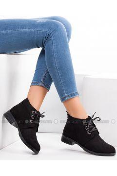 Black - Boot - Boots - MODA AYAKKABI(110315396)