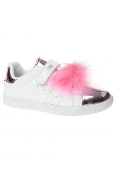 Cool Beyaz Pembe Kadın Sneaker(110938224)