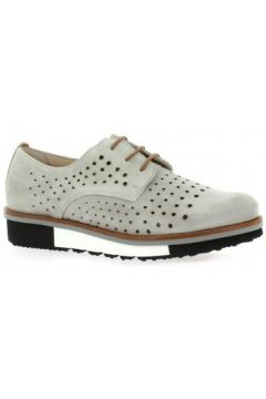 Chaussures Riva Di Mare Derby cuir nubuck(115611842)