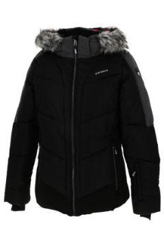 Parka enfant Icepeak Leal black jacket girl(127928635)