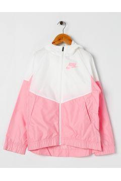 Nike Sportswear Windrunner Kız Çocuk Yağmurluk(113968419)