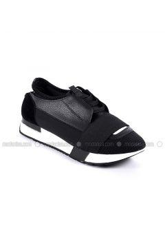 Black - Sport - Sports Shoes - Sapin(110326528)