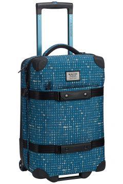 Burton Wheelie Flight Deck Travel Bag blauw(103764705)