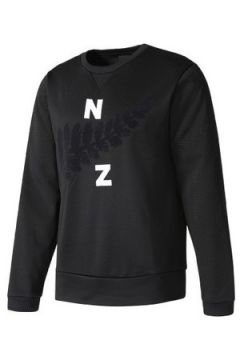 Sweat-shirt adidas Sweat rugby adulte - All Black(115421302)