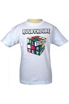 T-shirt enfant Ultra Petita Tee-shirt - Rugbyx cube - Ultr(115399133)