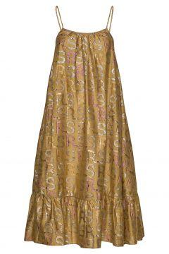 Carolin Kleid Knielang Bunt/gemustert RABENS SAL R(117675693)