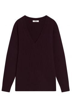 Pullover mit V-Ausschnitt - Damenkollektion -(117377140)
